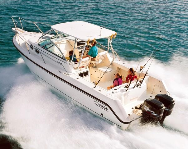 Boston Whaler 28 Conquest Manufacturer Provided Image: 28 Conquest