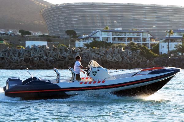 Hysucat 8.5 RIB Hysucat 8.5 Rigid Inflatable Boat (RIB)