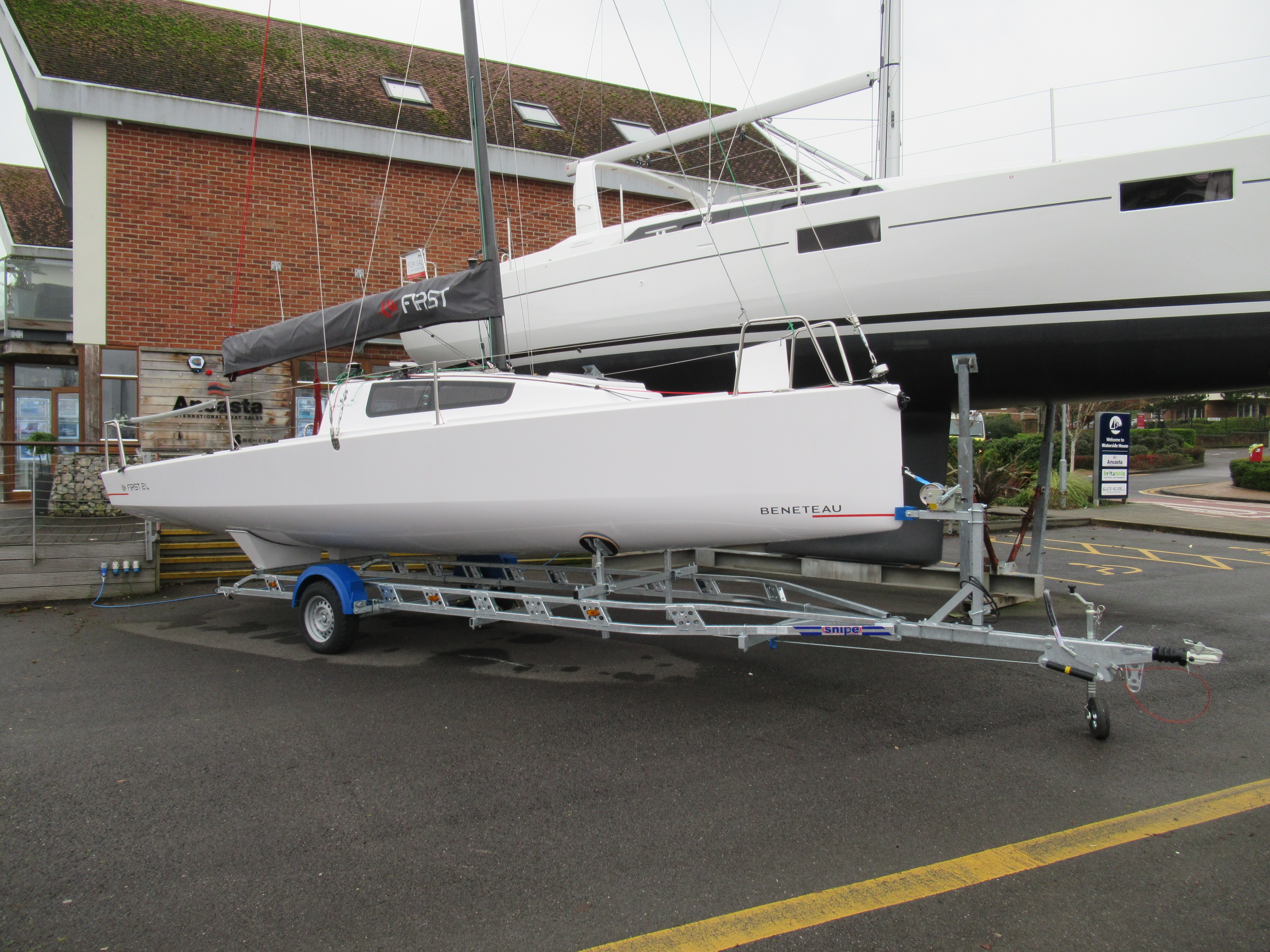 Beneteau First 24 FOR SALE - Beneteau First 24