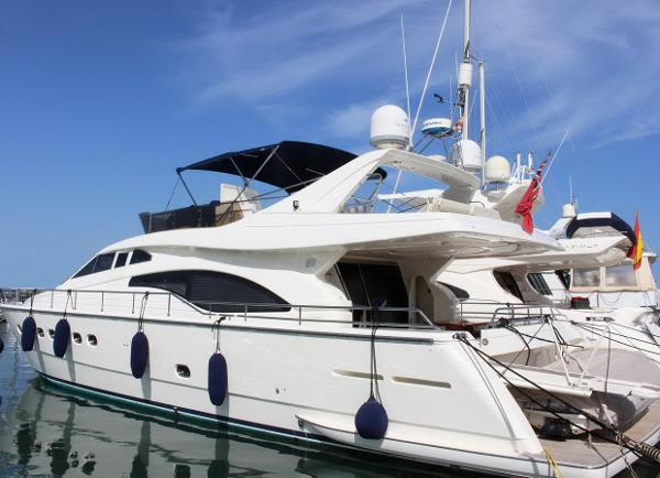 Ferretti Yachts 68 motor boat Ferretti 68 for sale