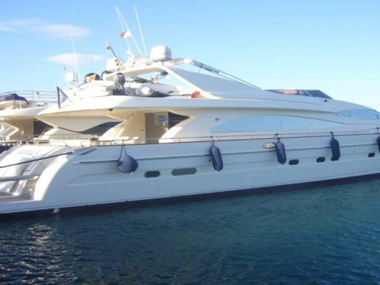 Astondoa Yachts ASTONDOA 82