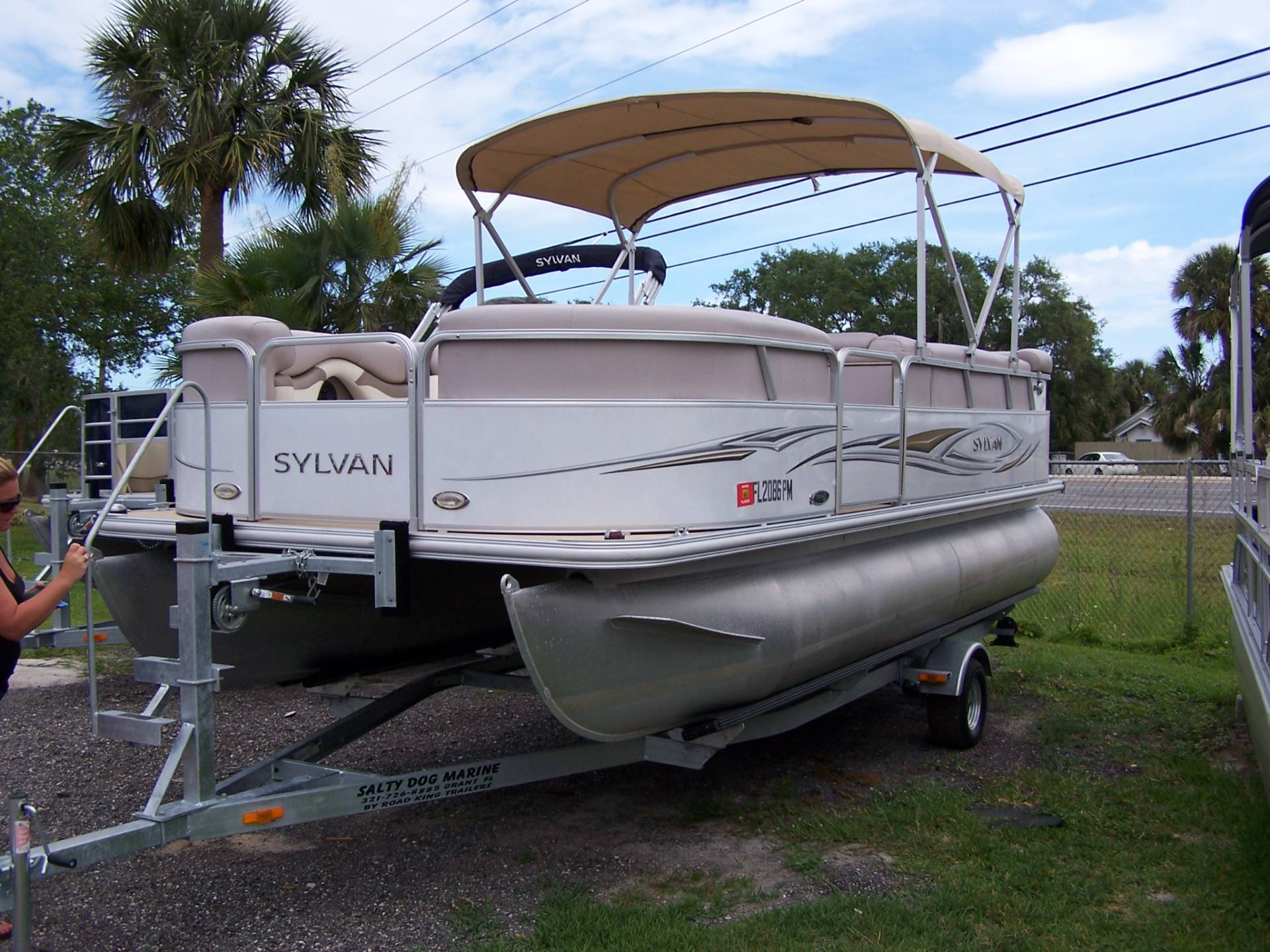 Used sylvan boats for sale 4 for Syvlan