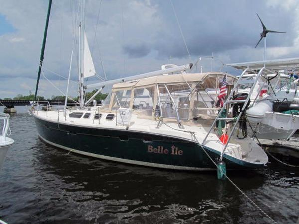 Hunter Hunter 460, Helsen Signature 470 Profile
