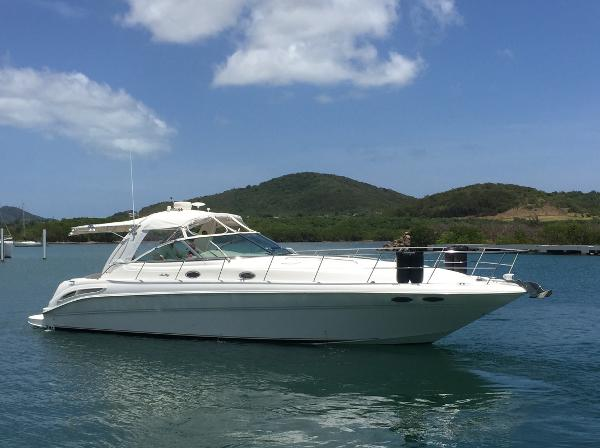 Sea Ray 410 Sundancer Sea Ray 41 2001