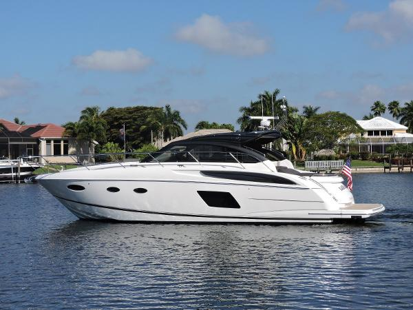 Princess V-48 Open Profile