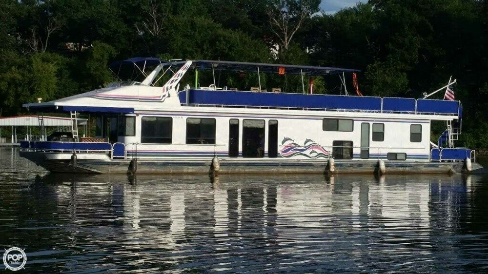 Sumerset Houseboats 80 1997 Sumerset 80 for sale in Eufaula, OK