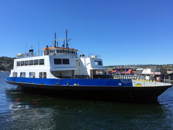 Custom Ferry Boat M/V