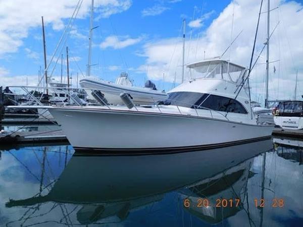 Ocean Yachts Super Sport-48