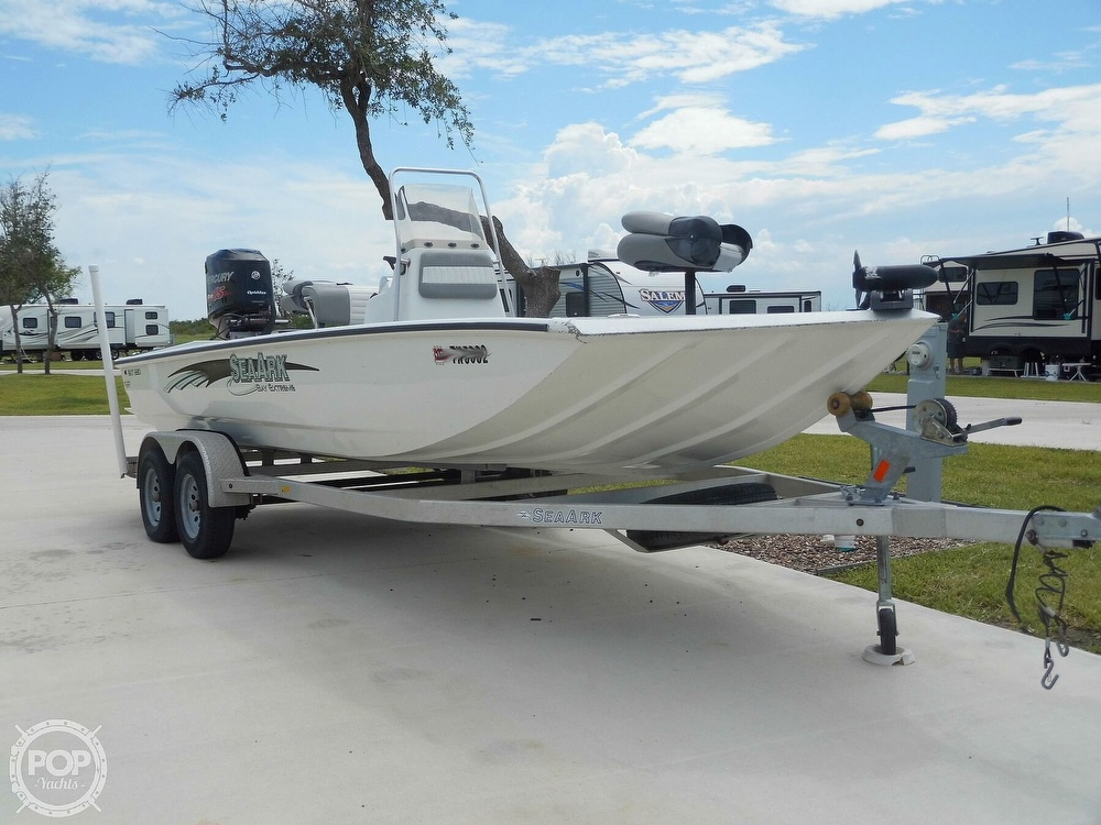 SeaArk BXT220 Bay Extreme 2016 Sea Ark BXT220 Bay Extreme for sale in Rockport, TX