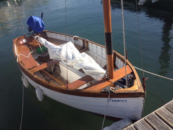 Findhorn Fairey Sailing Dinghy Findhorn Fairey Sailing Dinghy