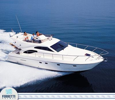 Ferretti Yachts 430 Manufacturer Provided Image: 430