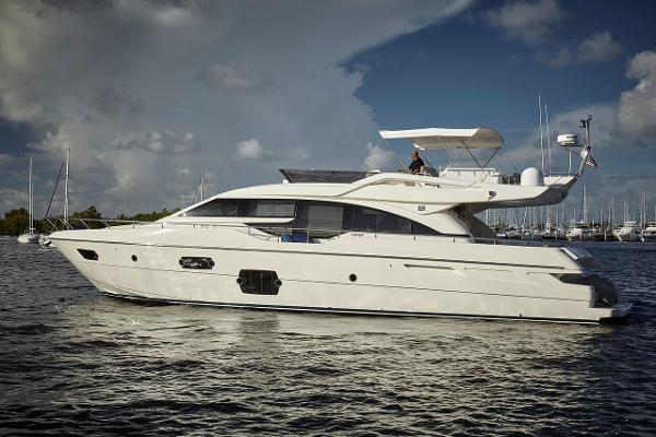 Ferretti Yachts 690 69 Ferretti 2013
