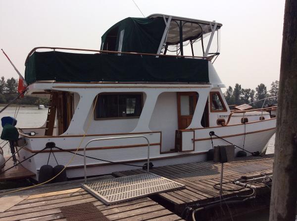 C & L Puget Europa Trawler