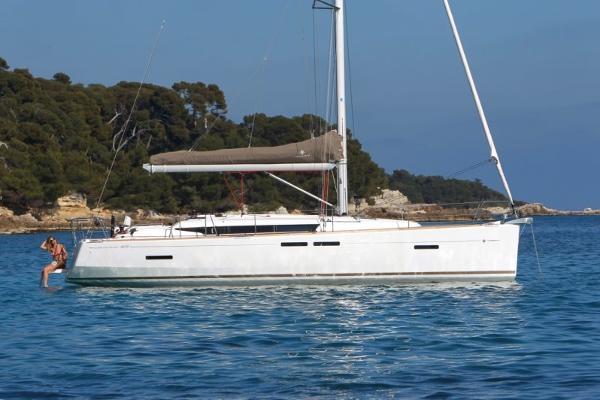 Jeanneau  Sun Odyssey 409 MPI Boat in Water
