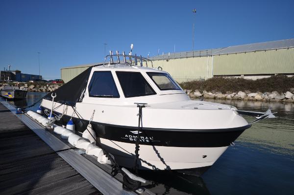 Admiral 560 Pro Fish