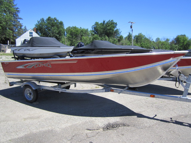 Lund WC 16 boats for sale - boats.com