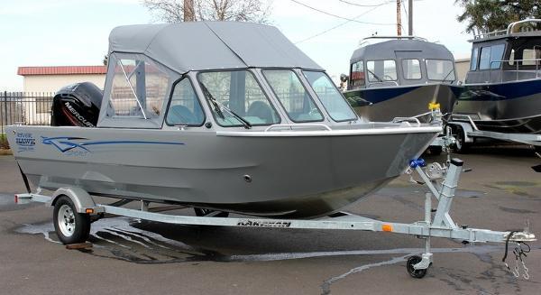 River Hawk 180SH