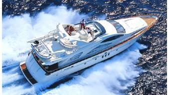 Azimut 80 Manufacturer Provided Image: Azimut 80