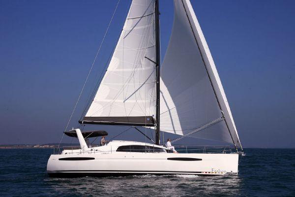 Feeling 52 Sailing