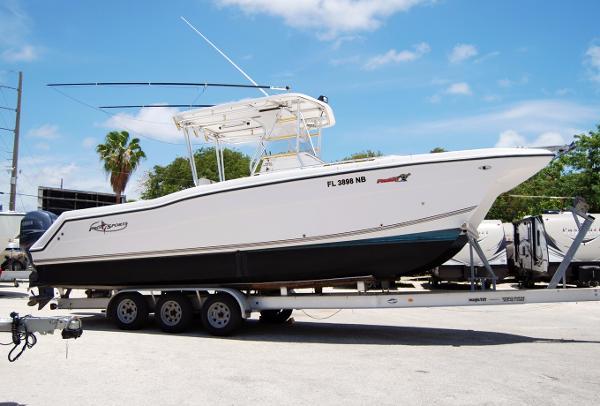 Pro Sport Boats PROKAT 2660 KAT CC
