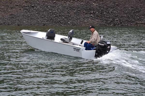 River Hawk 18 Pro V
