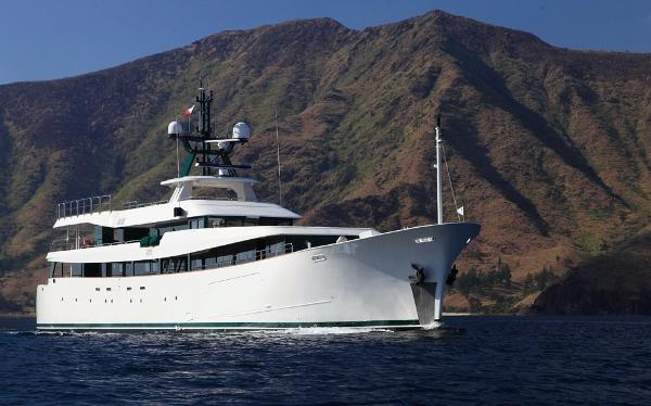 Ark Angel 55-Meter M/Y Ark Angel