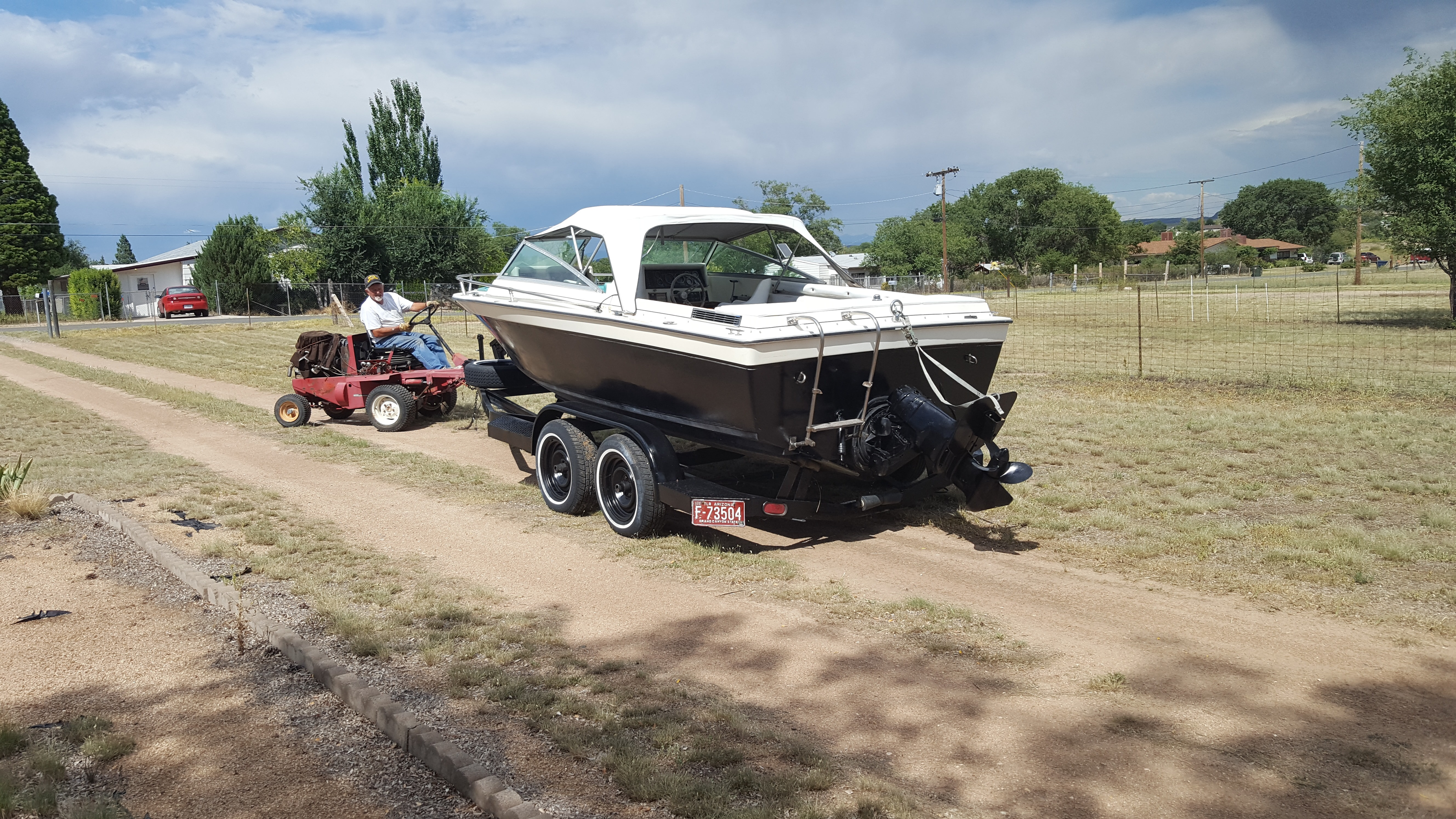Thunderbird Runabout and Bass