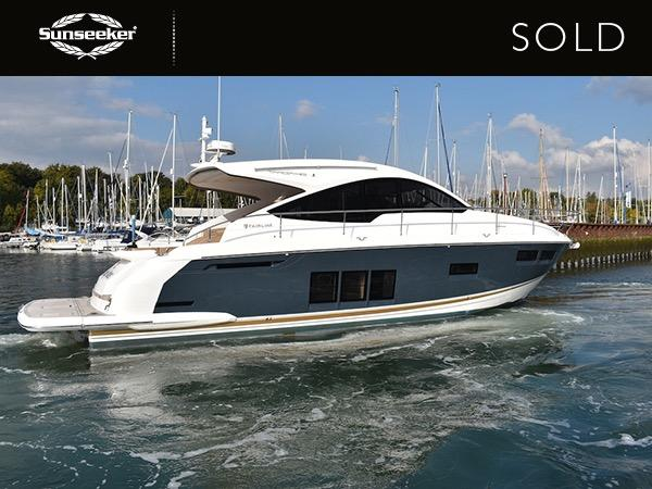 Fairline Targa 48 Open Fairline Targa 48