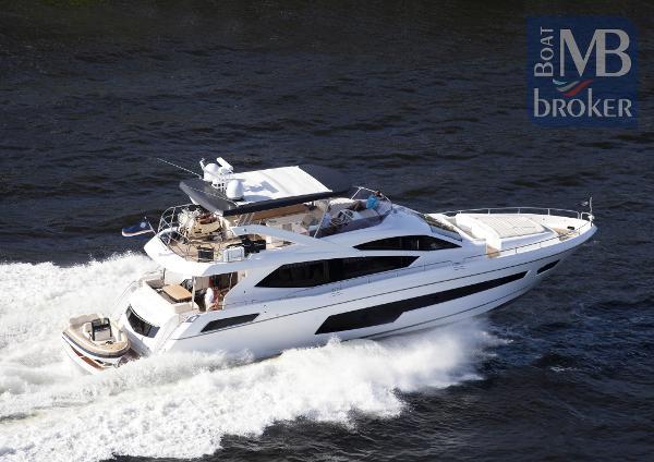 Sunseeker 75 Yacht Sunseeker 75 (2015) in Spain
