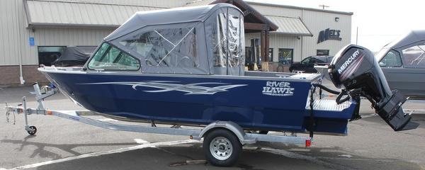 River Hawk 19 SHC