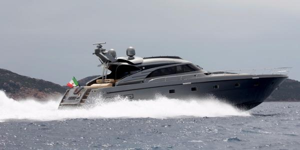CNM Yachts Continental 80 Swaggy CNM Starboard Cruising