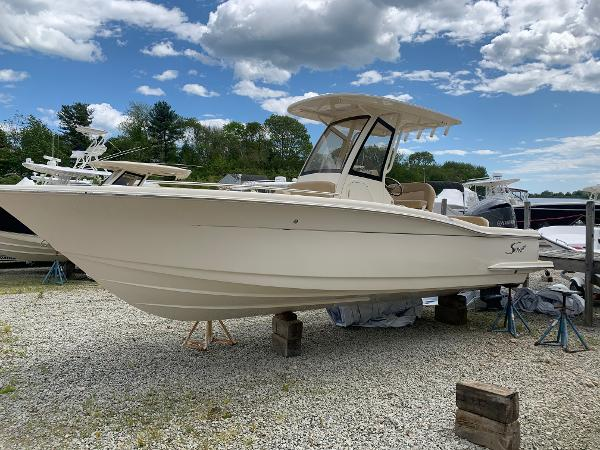 Scout 235 XSF Scout 235 XSF Sportfish For Sale Ocean House Marina
