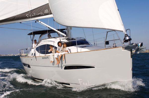 Feeling 48 Sailing