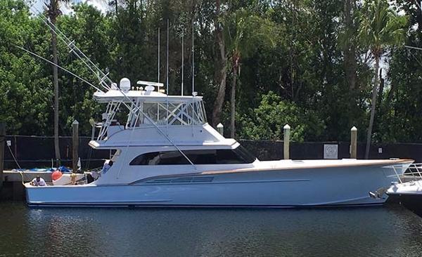 Gary Davis / Jarrett Bay Custom Carolina Convertible Profile