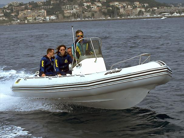 Zodiac 650 Manufacturer Provided Image: Pro Open 650