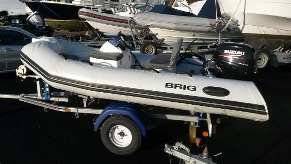 Brig Inflatables Falcon 330