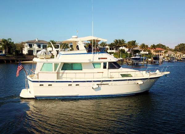 Hatteras Motoryacht Great Expectations