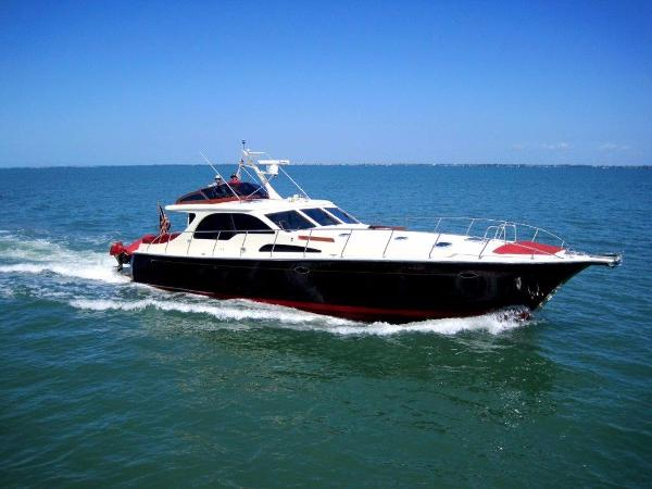 Midnight Lace Motor yacht
