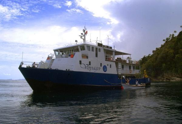 110  Exploration and Multipurpose Vessel Jual Kapal Eksplorasi 110 feet