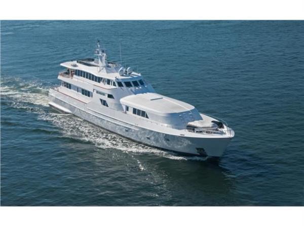 """Swiftships 143 1977/1991 Swiftships 143 """"Sea Falcon"""" - Profile"""