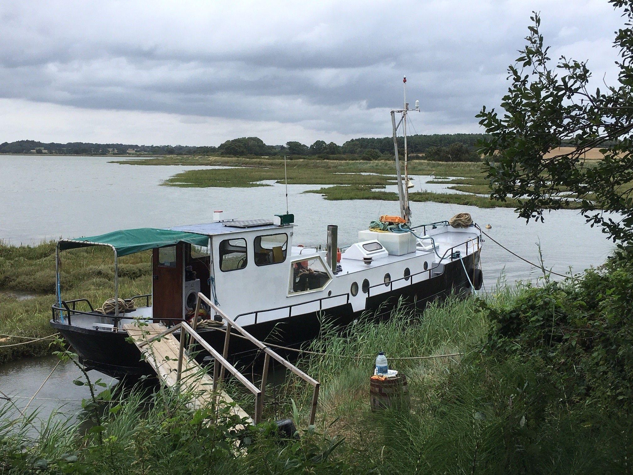 Dutch Barge 15m