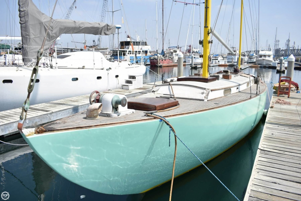 William Garden 45 Yawl 1956 William Garden 45 Yawl for sale in Gardena, Ca 90248 - Chang, CA