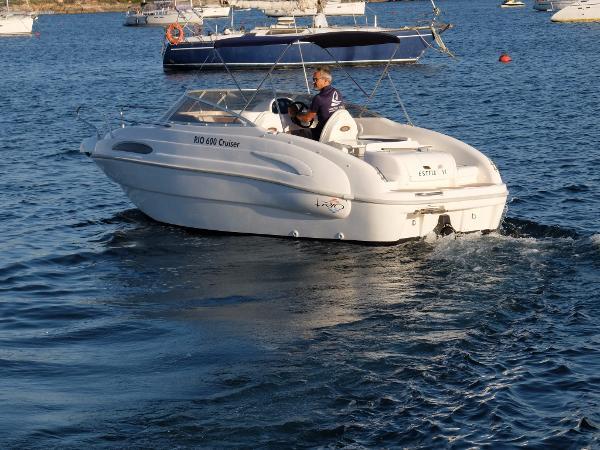 RIO 600 Cruiser RIO 600 Cruiser