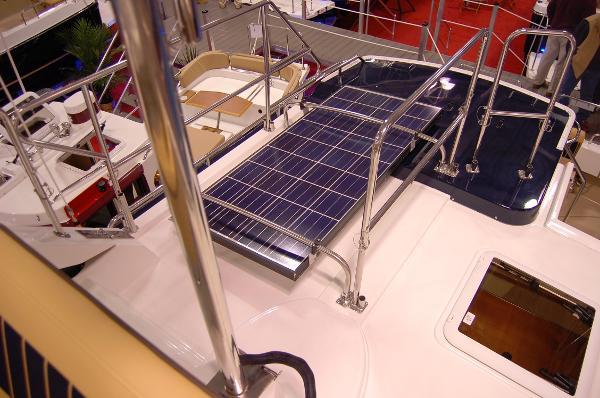 Ranger Tug 31 (Actual) Solar Panel