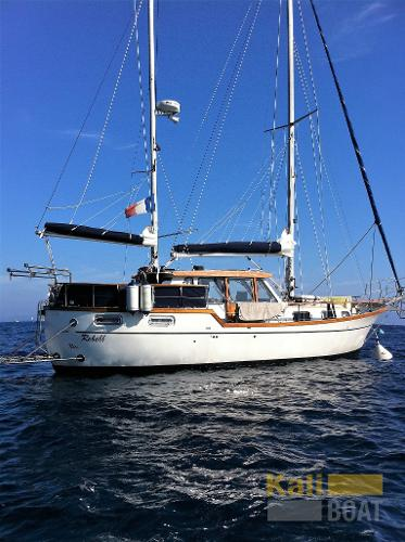 Siltala Nauticat 33 Rebell Port Cros