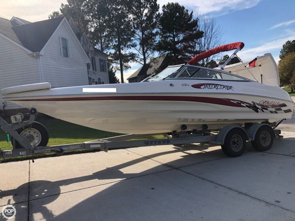 Caravelle Boats Interceptor 232 Bow Rdr 2004 Caravelle 23 for sale in Wake Forest, NC