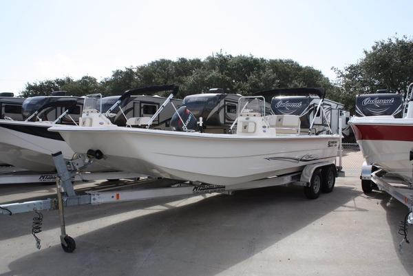 Carolina Skiff DLX Series 24
