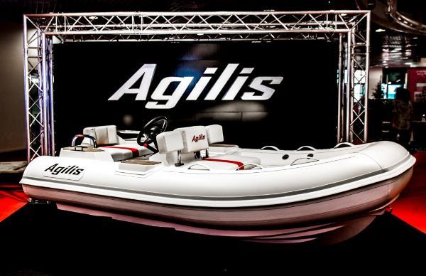 Agilis 305 Agilis 305 Jet tender