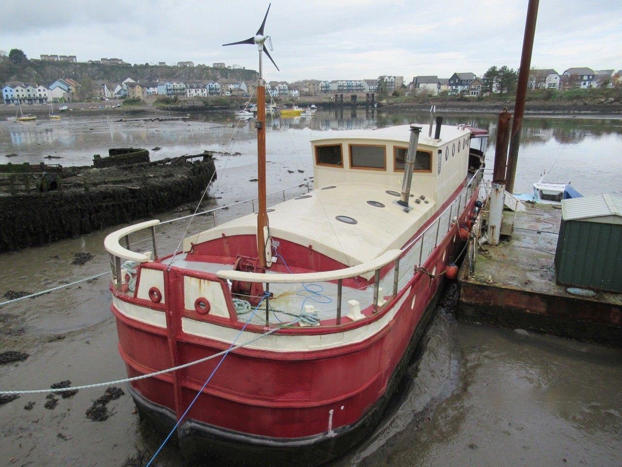 Barge Humber Keel