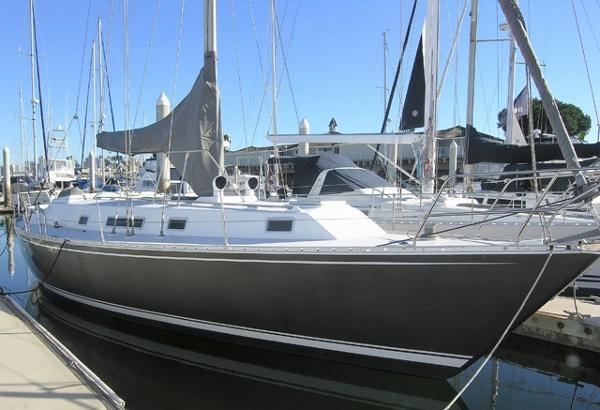 Beneteau Idylle M 43 13.5 Docked